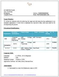 Professional Curriculum Vitae Resume Template For All Job Seekers Beautiful Sample Of An Engineer