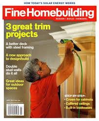 fine homebuilding magazine discountmags com