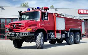 100 Fire Truck Wallpaper Mercedesbenz Wallpapers Vehicles HQ Mercedes