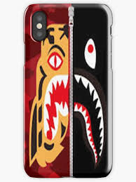 Black and Red Bape