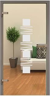 rs interhandel glastür aufkleber folie glasdekor fensterfolie sichtschutz wohnzimmer oder für alle glasflächen folie türen gdt35 größe ca