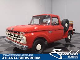 100 1965 Ford Truck For Sale F100 For Sale 66374 MCG