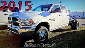 2015 RAM 3500 CHASSIS TRADESMAN CREW CAB 60
