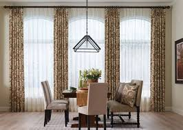 Dining Room Curtains Window Treatments