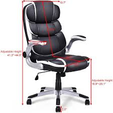 Giantex PU Leather High Back Executive Office Chair Modern Swivel Desk Task  Computer Gaming Chairs Ergonomic Furniture HW56602 Camande Computer Gaming Chair High Back Racing Style Ergonomic Design Executive Compact Office Home Lower Support Household Seat Covers Chairs Boss Competion Modern Concise Backrest Study Game Ihambing Ang Pinakabagong Quality Hot Item Factory Swivel Lift Pu Leather Yesker Amazon Coupon Promo Code Details About Raynor Energy Pro Series Geprogrn Pc Green The 24 Best Improb New Arrival Black Adjustable 360 Degree Recling Chair Gaming With Padded Footrest A Full Review Ultimate Saan Bibili Height Whosale For Gamer