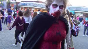 Great America Halloween Haunt Hours by Kings Island Halloween Haunt 2014 Youtube