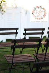 Bistro Cafe Chairs For Hire