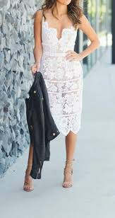 lace dress in white u2013 the absolute summer trend hum ideas