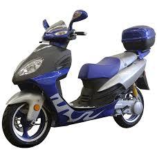 PRO ARUBA 150 MCR 04 4 Stroke 150cc Scooter With Big 13