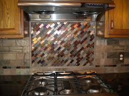 Mosaic Tile Backsplash Kitchen Cleveland by Architectural