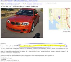 2011 BMW 1M For Sale On Craigslist... Sort Of? : BMW Craigslist Usa Classic Cars 47 With Orange County Bedroom Set Orange Bedroom Sets Fniture Craigslist Cars And Trucks User Manuals Fding Car Deals On How To Flip Youtube Inland Empire Fniture By Fabulous Sofa Bed Additional Oc 2011 Bmw 1m For Sale Sort Of Full Size Of Gagecraigslist By Owner Garage To Buy Sell Key Words