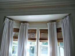 Window Blinds Bow Beautiful For Living Room Bay Windows Also Curtains Length Shades