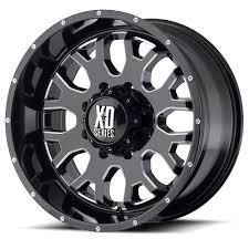 XD Series By KMC XD808 Menace Wheels & XD808 Menace Rims On Sale