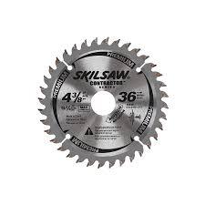 Skil Flooring Saw Canada shop skil 4 3 8 in 36 tooth carbide circular saw blade at lowes com