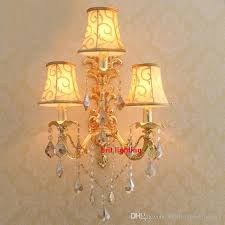 large wall lights led three lights wall sconces hotel wall mounted