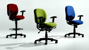 Extended Height Office Chair by Trooper