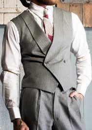 Mens Vintage Style Suits Classic