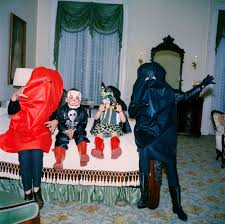 Dead Kennedys Halloween by 17 Rare Photos Of Jfk And Children Celebrating Halloween In The