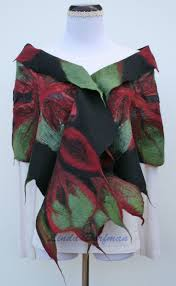 114 best nuno felted scarves and shawls images on pinterest
