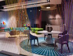 Mah Jong Modular Sofa by Roche Bobois French Pavilion At The Milan Exhibition 2015 Our