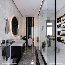master bathroom on behance