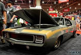Event Coverage Sema 2012 – Part 4 Stance Is Everything