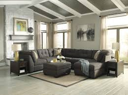 Sectional Living Room Ideas by Living Room L Shaped Ashley Furniture Sectionals In Blue For