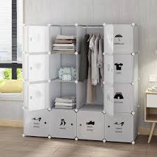 Furniture Classy Storage Armoire For Cool Home Storage