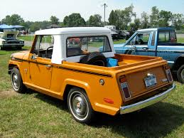Jeepster Commando - Wikipedia
