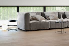 White Maple Wide Plank Wood Floors With A Natural Finish