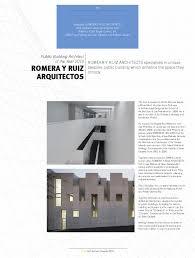 100 Martinez Architects Build Architecture Awards 2015 By AI Global Media Issuu