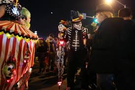 West Hollywood Halloween Carnaval 2017 by Halloween 2017 Why Do People Wear Masks When Celebrating The Holiday