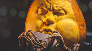 Funny Pumpkin Carvings Youtube by The Glow Of The T V