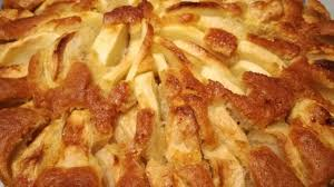 versunkener apfel birnen kuchen 123gekocht de