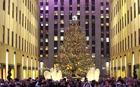 how to the rockefeller tree lighting 2017 live travel