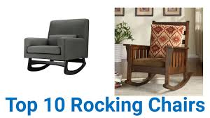 Top 10 Rocking Chairs Of 2017 | Video Review Ideal Modern Rocking Chair Nursery Indoor Outdoor Decor Majestic Glider Chairs Sofa Rocker Home Appealing Works Sleepytime Combine With Reviews Wayfair In Choice Of Color By Philippa Jimmy Allmodern Walnut Legs Beige Weave Time And Weekly Photos Merrypad Fniture Design Archives Cdbossington Interior 100 Gray For Best Ideas About Coal Fan These 12 Options May Sway You To Team