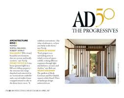 100 Interior Designers Architects AD50 The 50 Most Influential And