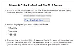 How To Activate Microsoft fice 2013 line For Free