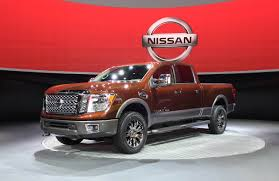 2016 Nissan Titan XD At 2015 NAIAS - Fast Lane Daily | TECHNOLOGY ... Nissan Titan Warrior Exterior And Interior Walkaround Diesel Ud Trucks Wikipedia Xd 2015 Has A New Strategy To Sell The Pickup The Drive 2016 Is Autotalkcoms Truck Of Year Autotalk Triple Nickel Photos Details Specs Crew Cab Pro4x 4x4 Road Test Review Mileti Industries Update 2 Dieseltrucksautos Chicago Tribune For Sale In Edmton Unique Conceptual Navara Enguard