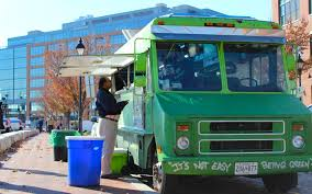 100 Green Food Truck S In Baltimore