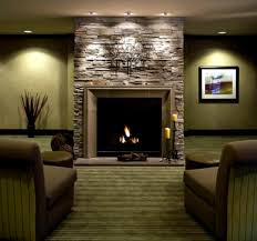 Lighting For Sloped Ceilings by Living Room Living Room With Electric Fireplace Decorating Ideas