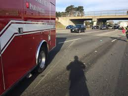 100 Truck Rental Berkeley Driver Dies After Bigrig Hits Overpass Pillar On I80 In