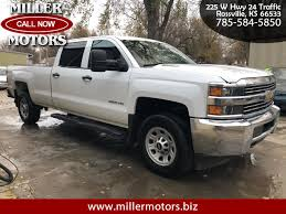 100 4x4 Chevy Trucks For Sale Used Cars For Rossville KS 66533 Miller Motors