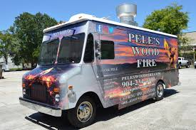 100 Food Trucks In Sacramento Peles Wood Fire Event Catering Services Woodfired Pizza Buffet