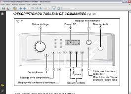 schema electrique lave linge brandt forum tout electromenager fr lave linge brandt code panne d07