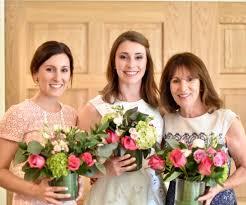 Bridal Blooms at Pottery Barn