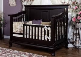 Cribs That Convert To Toddler Beds by Antonio Solid Panel Convertible Crib By Romina Furniture