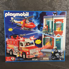 PLAYMOBIL #5879 Fire Truck Helicopter Rescue Set RARE | EBay 1948 Reo Fire Truck Excellent Cdition This 1953 Willys Jeep Fire Truck Has Less Than 4000 Original Miles Automotive History The Case Of Very Rare 1978 Dodge Diesel Firetrucks Barn Finds Someone Buy 611mile 2003 Ford F350 Time Capsule Drive Lego Trucks Ebay 44toyota Emergency Rescue Kids Toy Squad Water Cannon With Lights Kme Custom Severe Service Pumper For Sale Gorman 1995 Sunoco Aerial Tower Series 2 Used Honda Odyssey Accord Floor Mats Leather Ebay Ex L Fwd New Tires