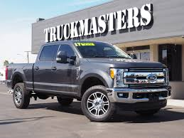 100 Truck Masters Az Used 2017 Ford F250 Super Duty Lariat 4WD Crew CAB 675 In