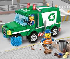 2018 Green Children Garbage Truck Sanitation Trucks Toy Car Model ...